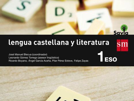 Lengua y Literatura 1 ESO SM SAVIA Soluciones 2020 / 2021