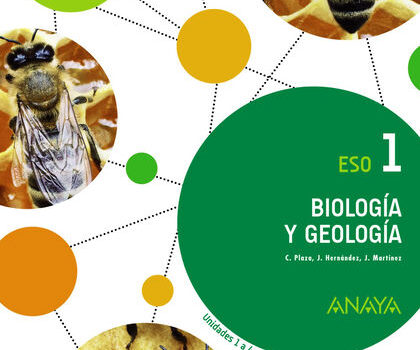 Biología y Geología 1 ESO Anaya Soluciones 2020 / 2021