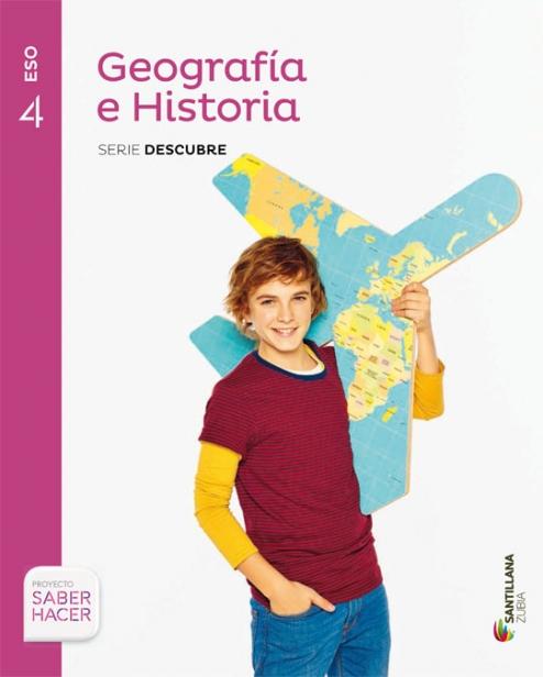 Geografía e Historia 4 ESO Santillana Soluciones 2020 / 2021