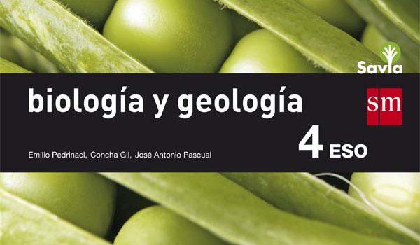 Biología y Geología 4 ESO SM SAVIA Soluciones 2020 / 2021