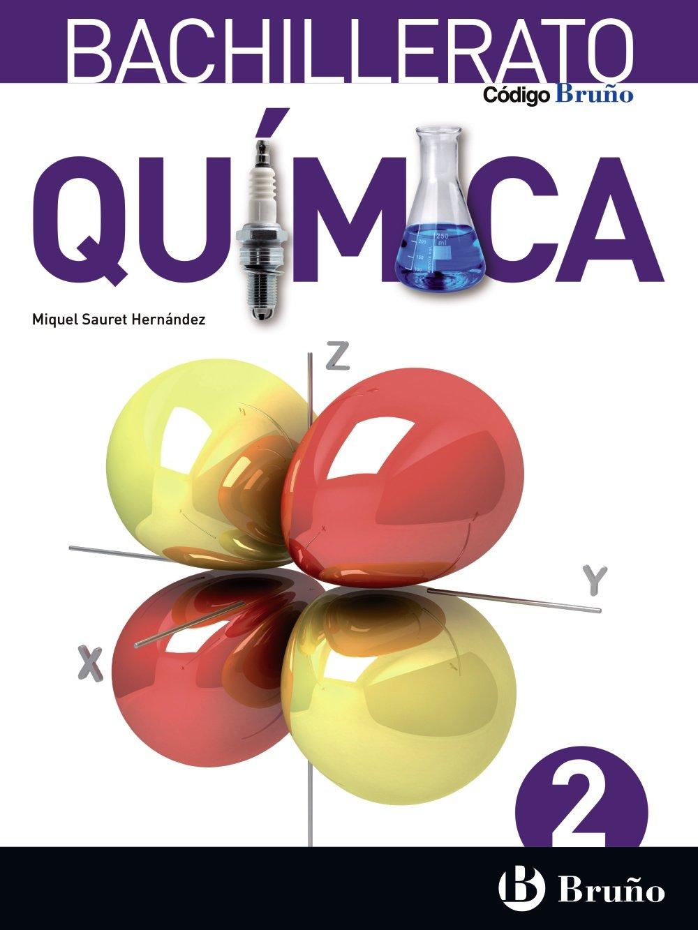 Química 2 Bachillerato Bruño Soluciones 2020 / 2021