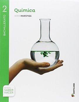 Química 2 Bachillerato Santillana Soluciones 2020 / 2021