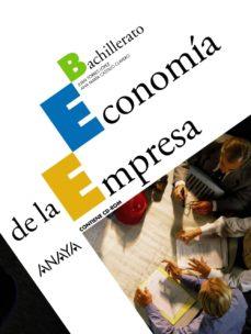 Economía de la Empresa 2 Bachillerato Anaya Soluciones 2020 / 2021