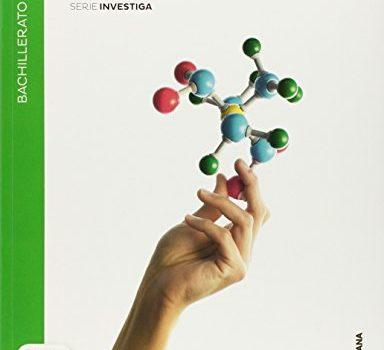 Física y Química 1 Bachillerato Santillana Soluciones 2020 / 2021