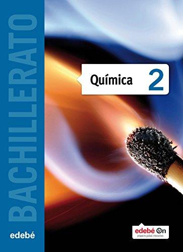 Química 2 Bachillerato Edebé Soluciones 2020 / 2021
