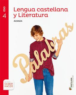 Lengua y Literatura 4 ESO Santillana Soluciones 2020 / 2021
