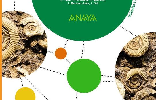 Biología y Geología 4 ESO Anaya Soluciones 2020 / 2021