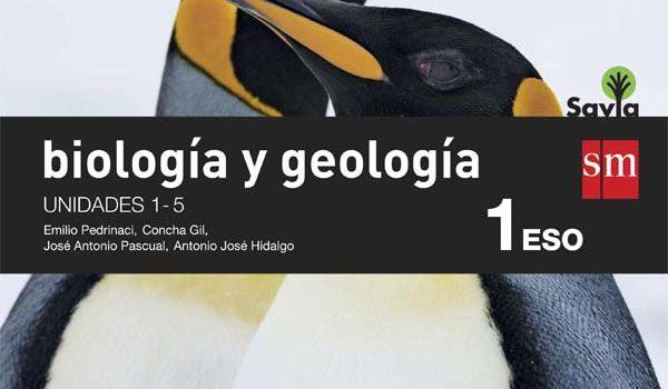 Biología y Geología 1 ESO SM SAVIA Soluciones 2020 / 2021