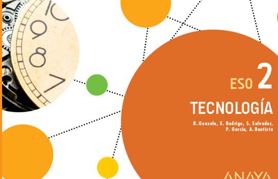 Tecnología 2 ESO Anaya Soluciones 2020 / 2021