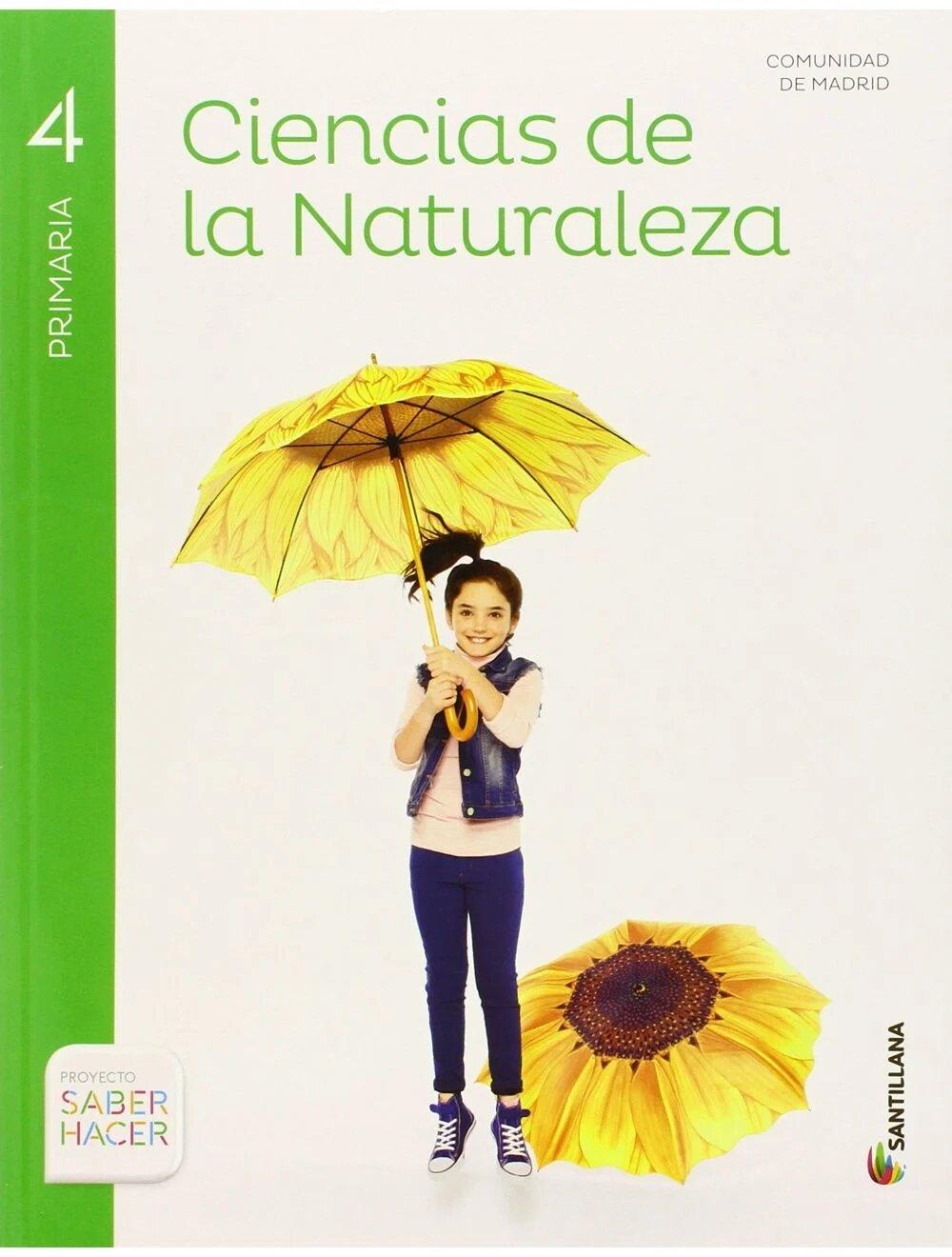 Ciencias Naturales 4 Primaria Santillana Soluciones 2020 / 2021