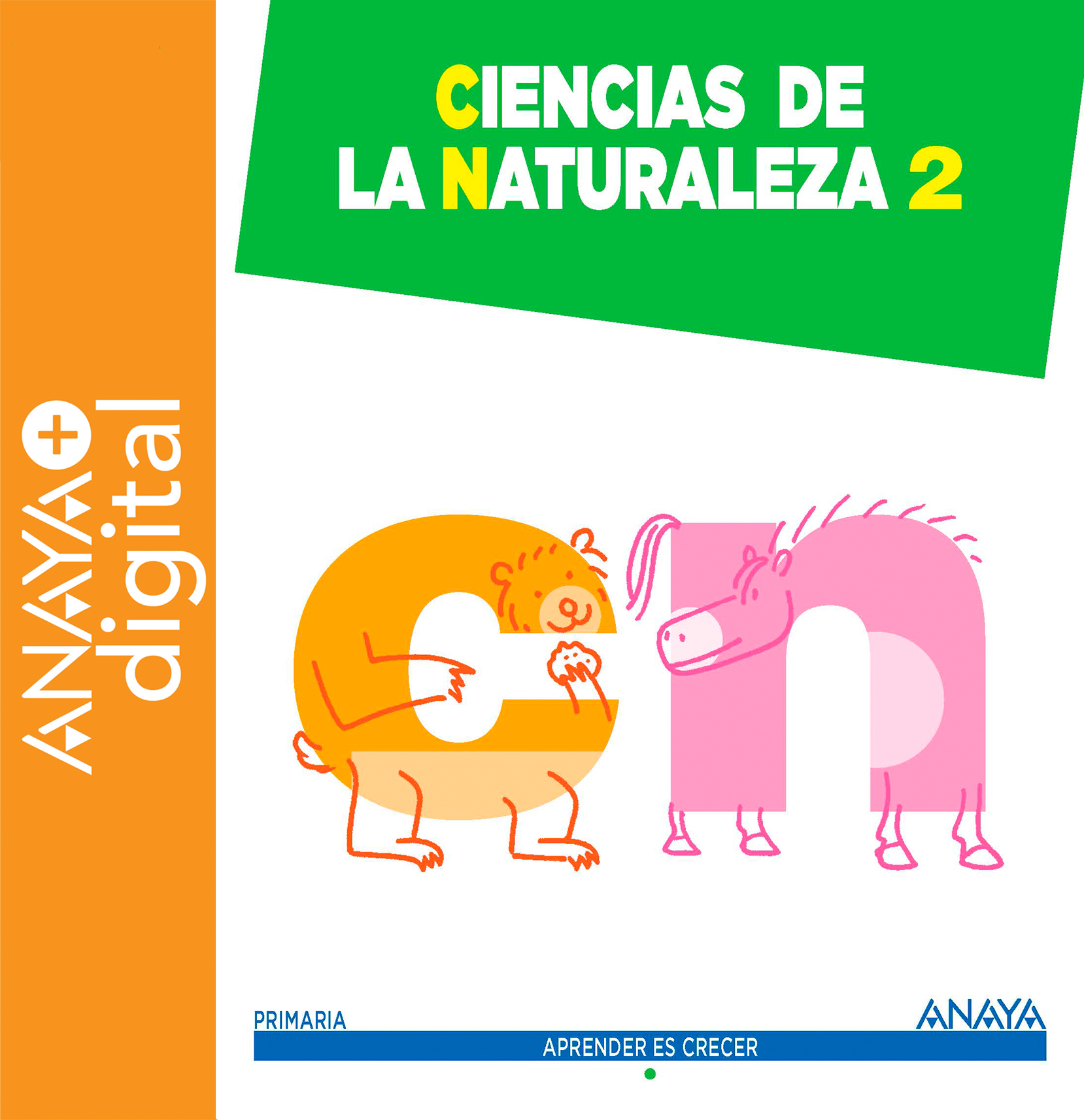 Ciencias Naturales 2 Primaria Anaya Soluciones 2020 / 2021