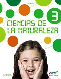 Ciencias Naturales 3 Primaria Anaya Soluciones 2020 / 2021