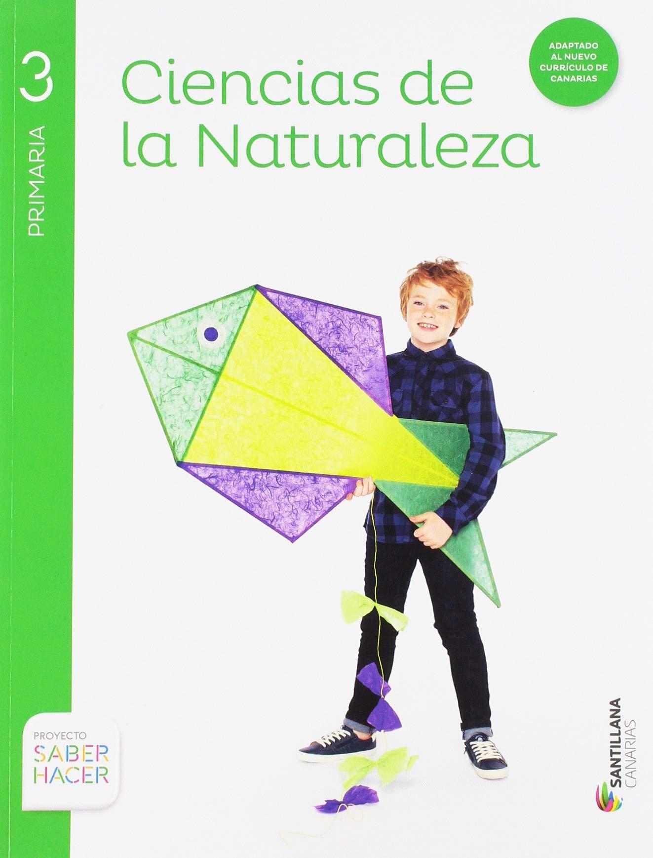 Ciencias Naturales 3 Primaria Santillana Soluciones 2020 / 2021