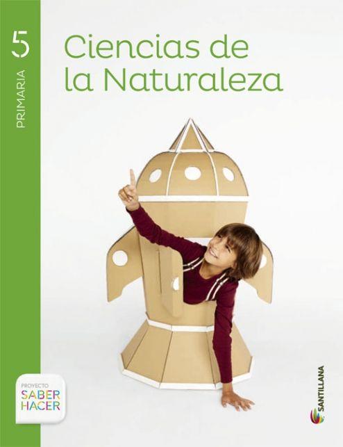 Ciencias Naturales 5 Primaria Santillana Soluciones 2020 / 2021
