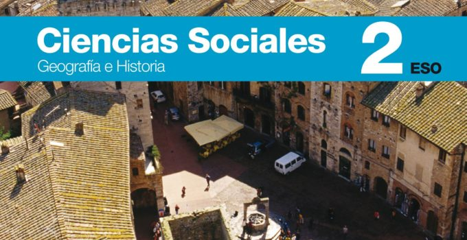 Ciencias Sociales 2 ESO Edebé Soluciones 2020 / 2021