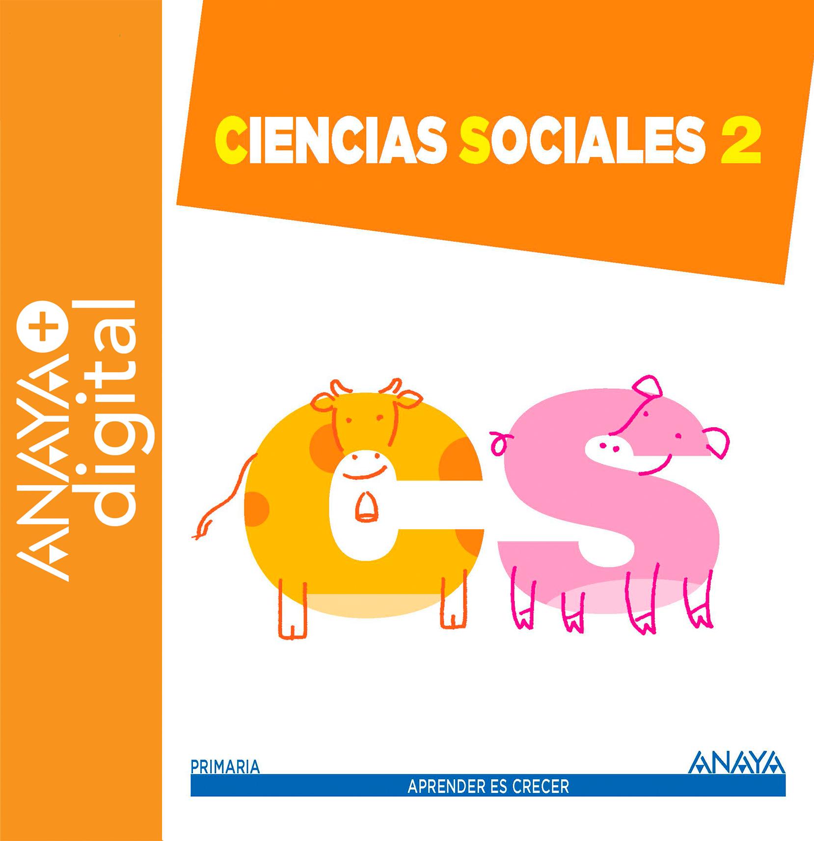 Ciencias Sociales 2 Primaria Anaya Soluciones 2020 / 2021