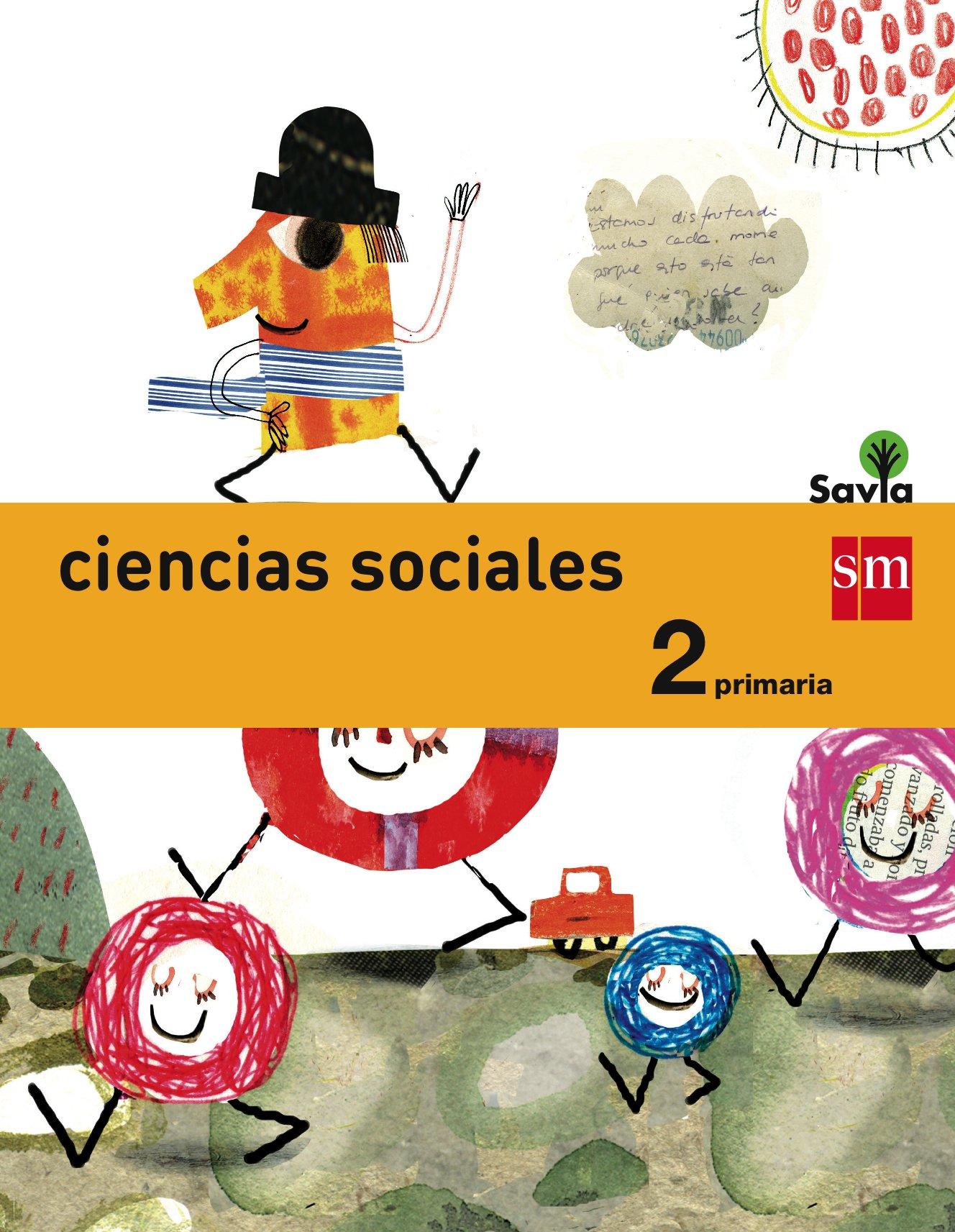 Ciencias Sociales 2 Primaria SM SAVIA Soluciones 2020 / 2021