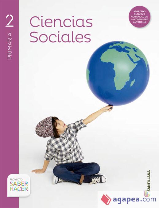 Ciencias Sociales 2 Primaria Santillana Soluciones 2020 / 2021