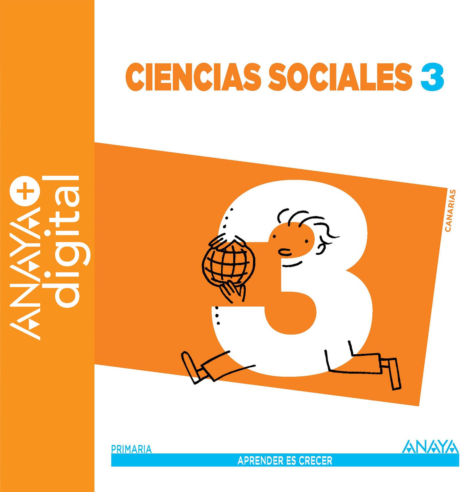 Ciencias Sociales 3 Primaria Anaya Soluciones 2020 / 2021