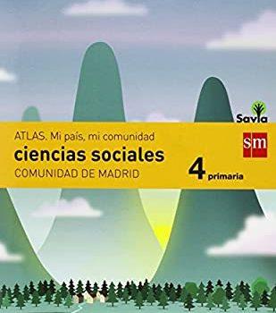 Ciencias Sociales 4 Primaria SM SAVIA Soluciones 2020 / 2021