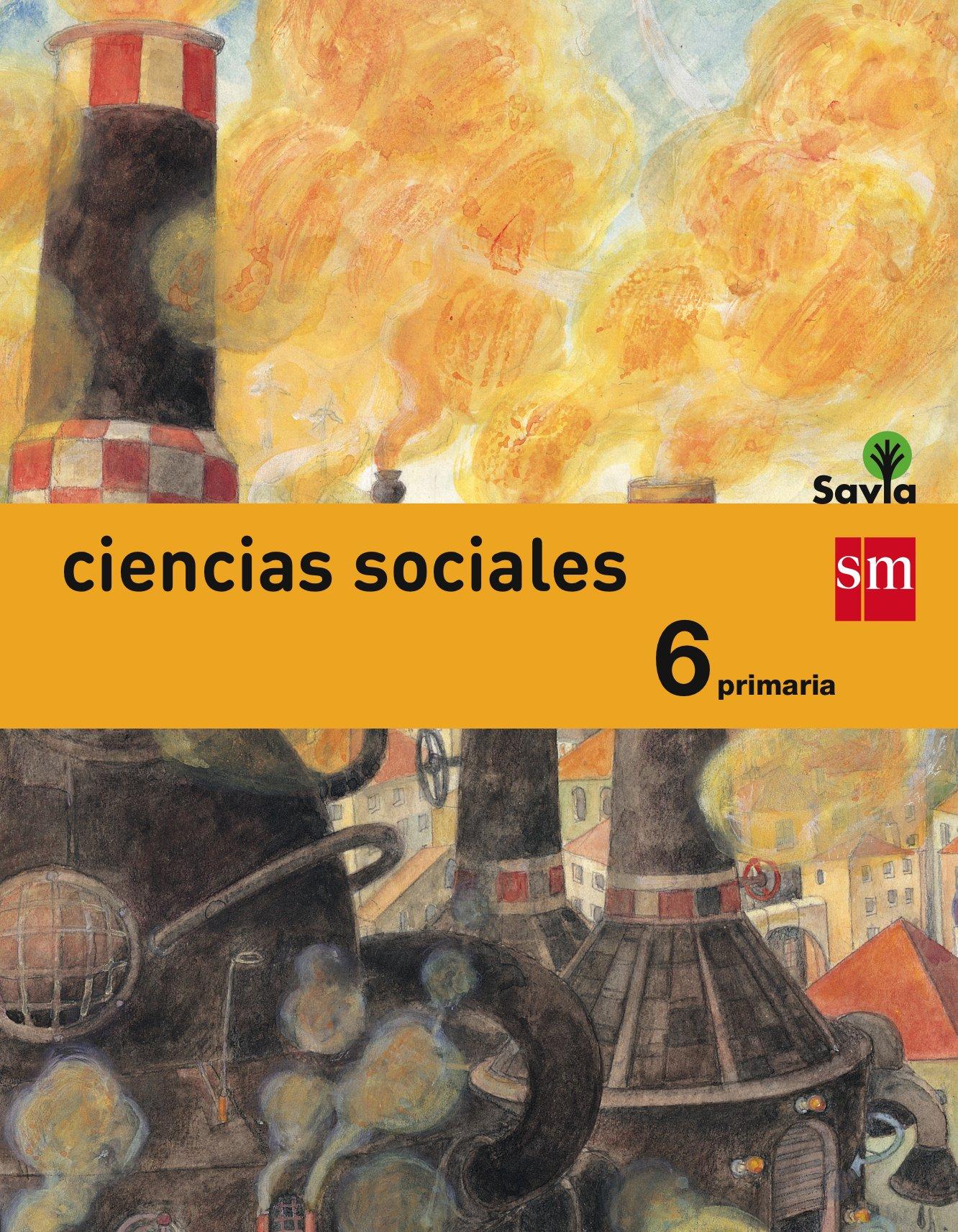 Ciencias Sociales 6 Primaria SM SAVIA Soluciones 2020 / 2021