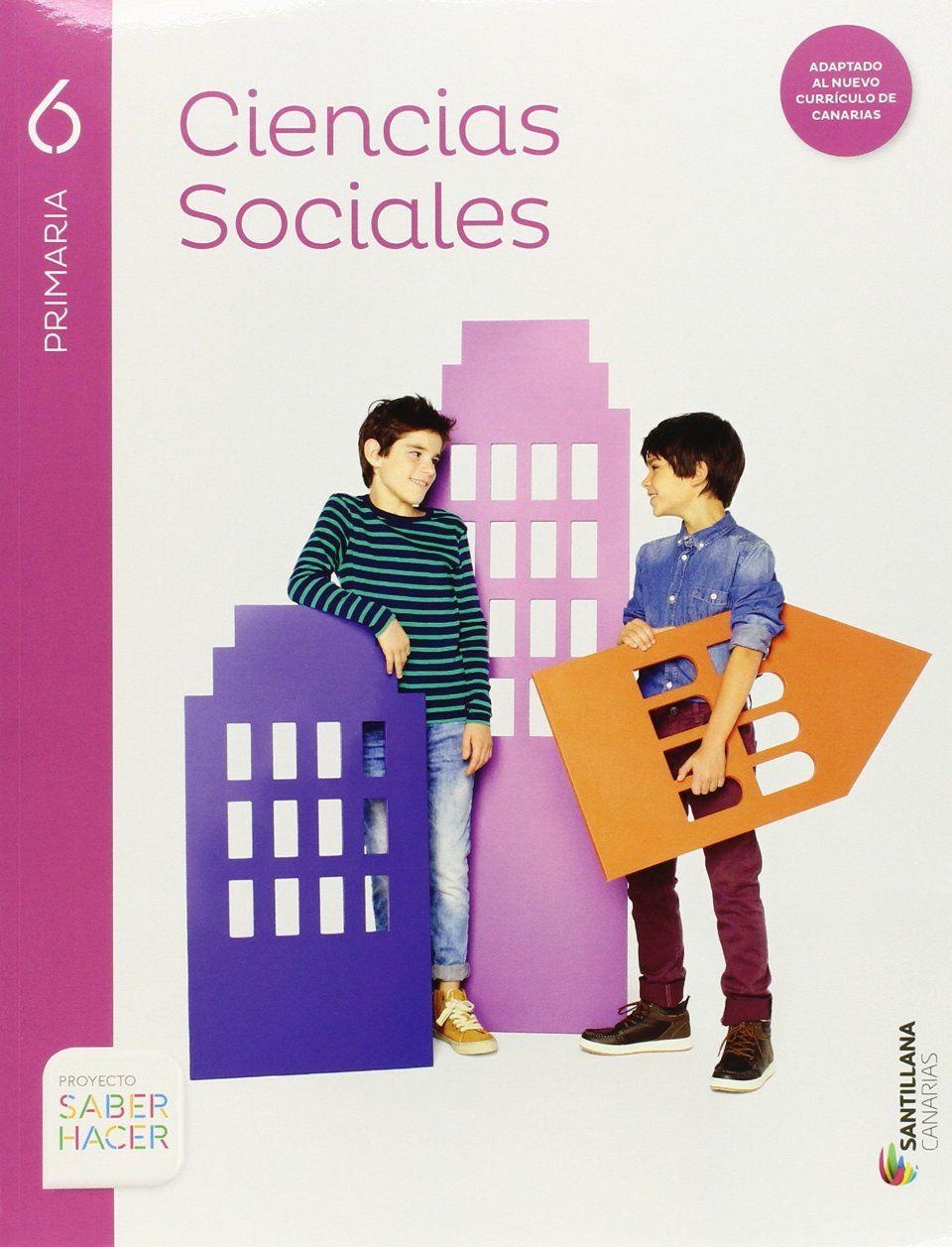 Ciencias Sociales 6 Primaria Santillana Soluciones 2020 / 2021