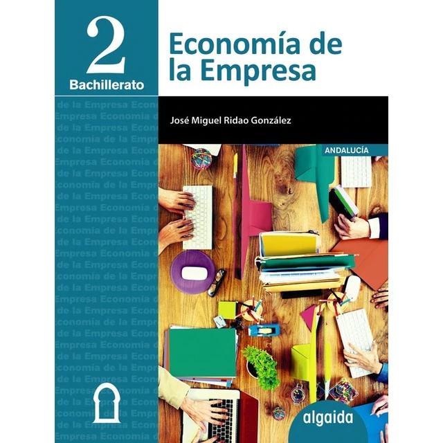 Economía de la Empresa 2 Bachillerato Algaida Soluciones 2020 / 2021