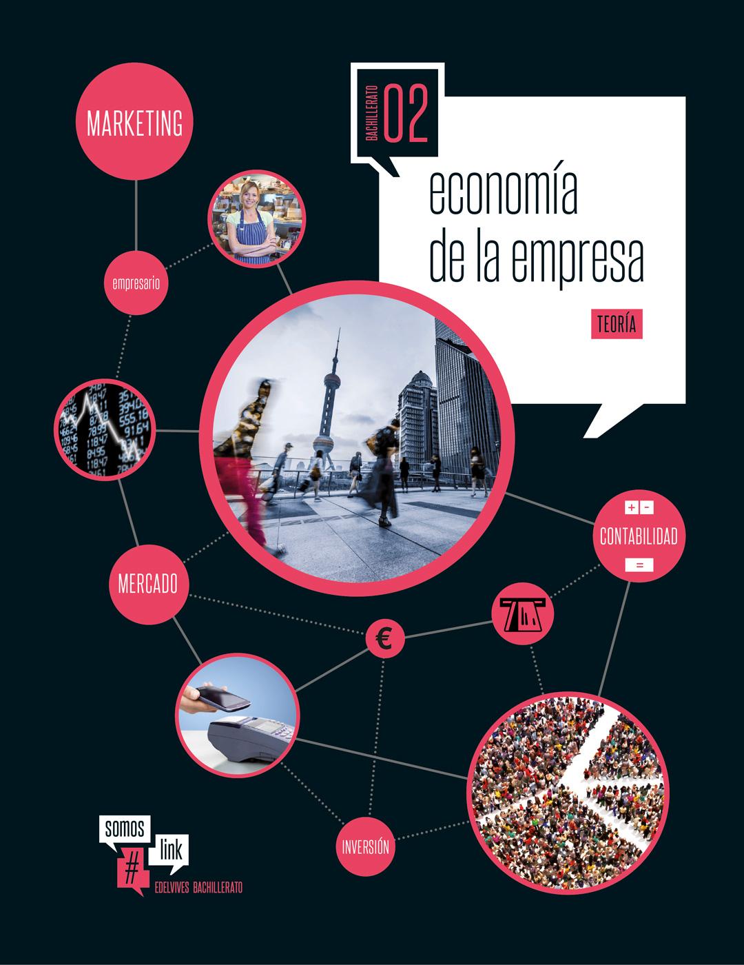 Economía de la Empresa 2 Bachillerato Edelvives Soluciones 2020 / 2021