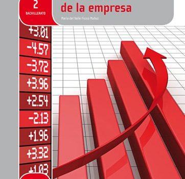 Economía de la Empresa 2 Bachillerato Editex Soluciones 2020 / 2021