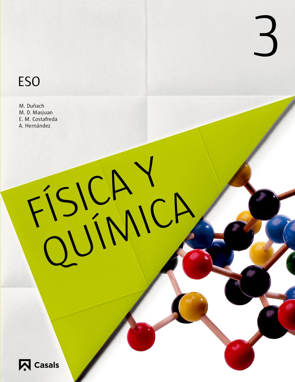 Física y Química 3 ESO Casals Soluciones 2020 / 2021