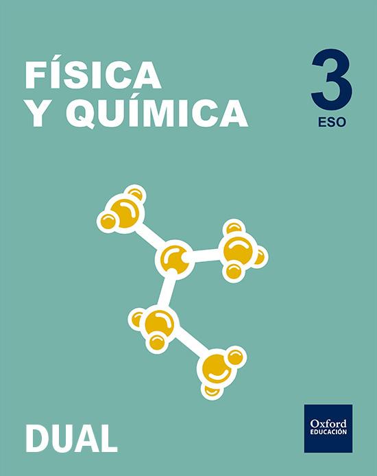 Física y Química 3 ESO Oxford Online Soluciones 2020 / 2021