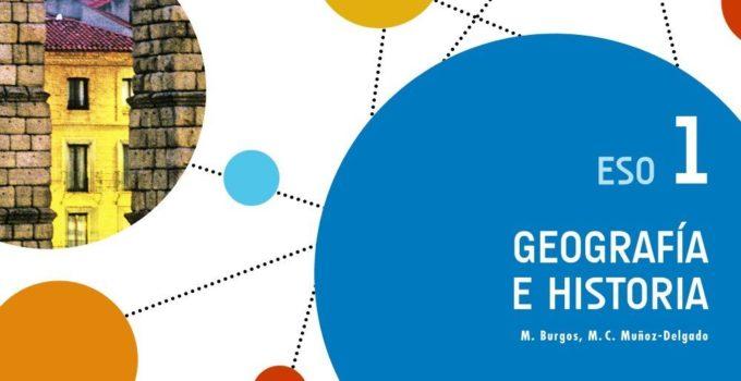 Geografía e Historia 1 ESO Anaya Soluciones 2020 / 2021