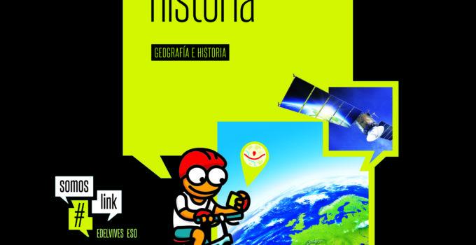 Geografía e Historia 1 ESO Edelvives Soluciones 2020 / 2021