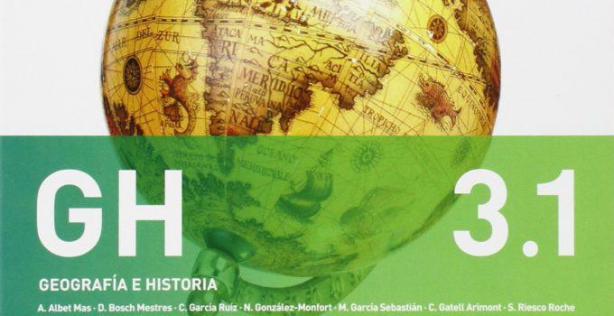 Geografía e Historia 3 ESO Vicens Vives Soluciones 2020 / 2021