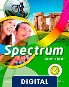 Inglés 2 ESO Oxford Spectrum Soluciones 2020 / 2021