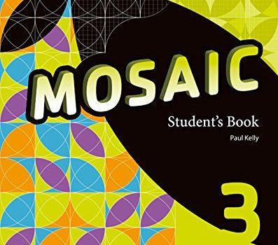 Inglés 3 ESO Oxford Mosaic Soluciones 2020 / 2021