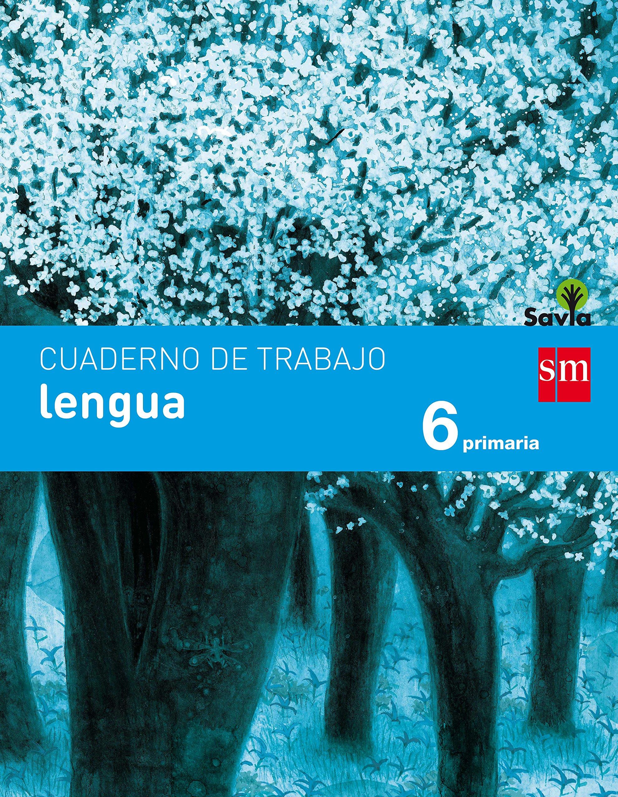 Lengua 6 Primaria SM SAVIA Soluciones 2020 / 2021