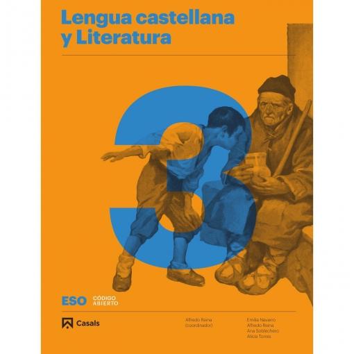 Lengua y Literatura 3 ESO Casals Soluciones 2020 / 2021