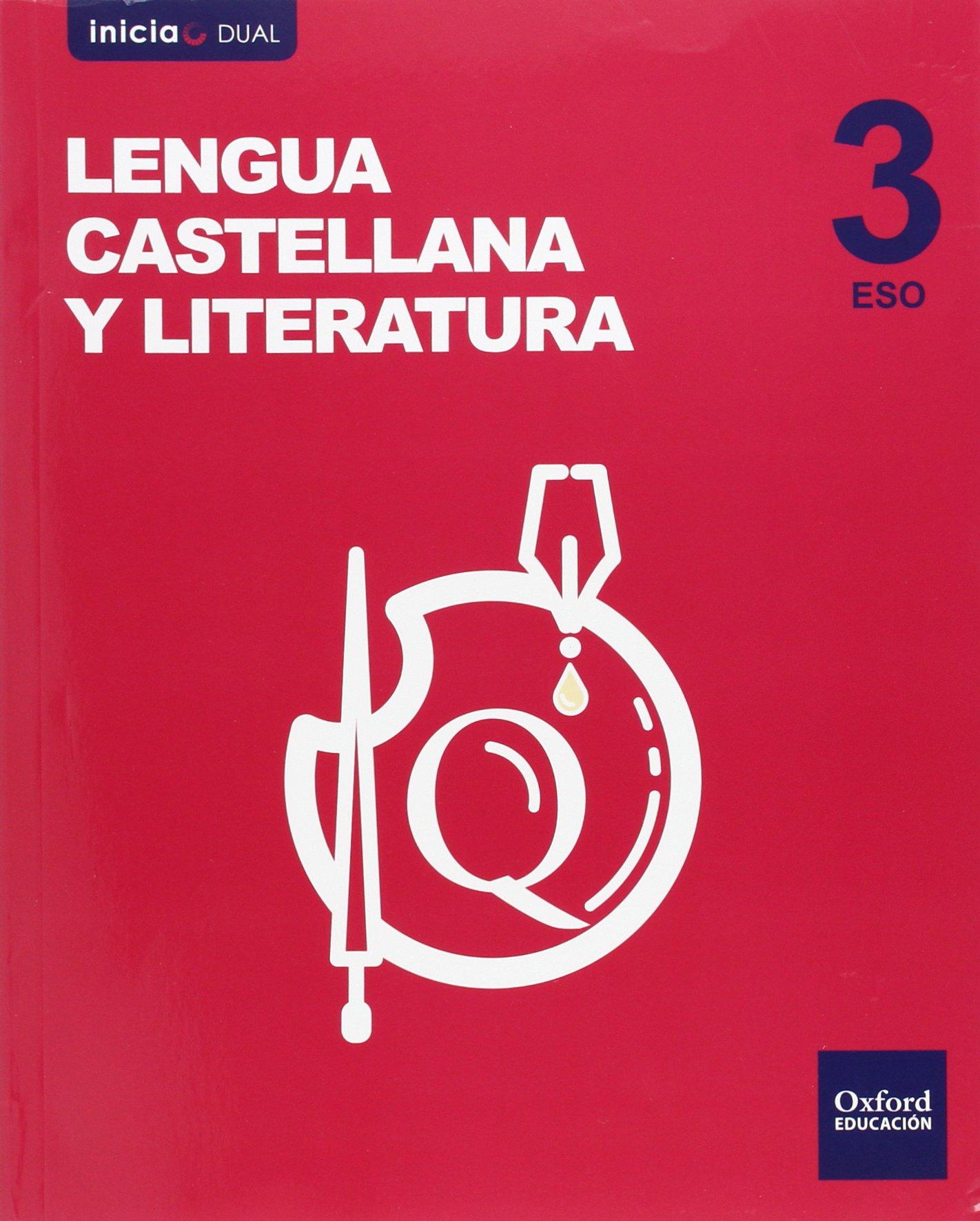 Lengua y Literatura 3 ESO Oxford Soluciones 2020 / 2021