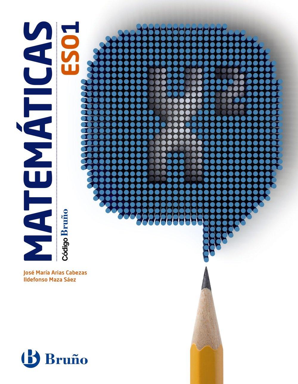 Matemáticas 1 ESO Bruño Soluciones 2020 / 2021