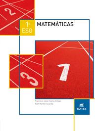 Matemáticas 1 ESO Editex (LOMCE) Soluciones 2020 / 2021