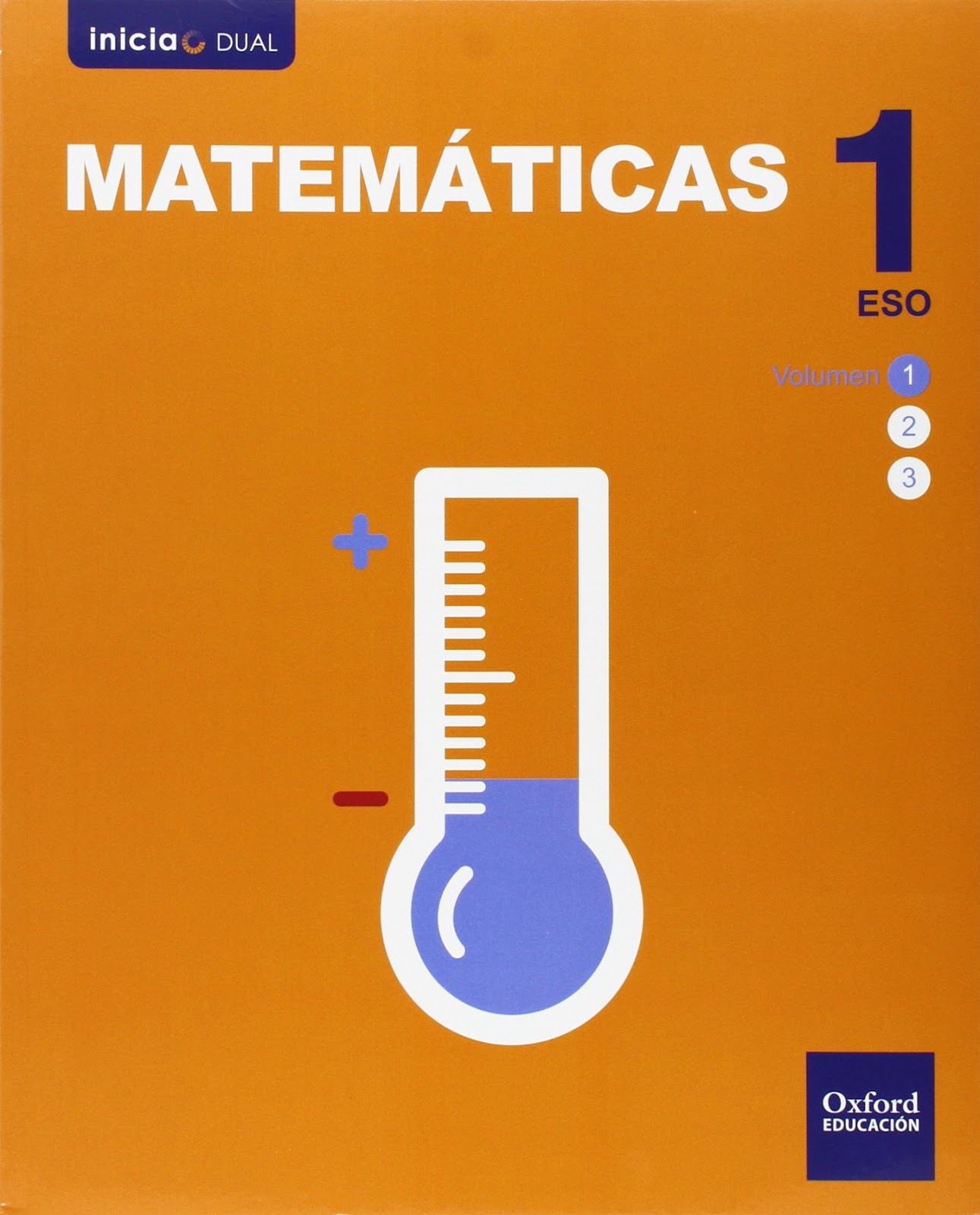 Matemáticas 1 ESO Oxford Soluciones 2020 / 2021