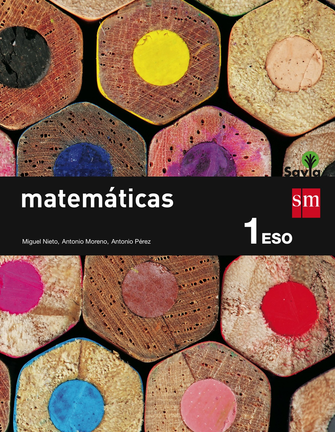 Matemáticas 1 ESO SM SAVIA Soluciones 2020 / 2021