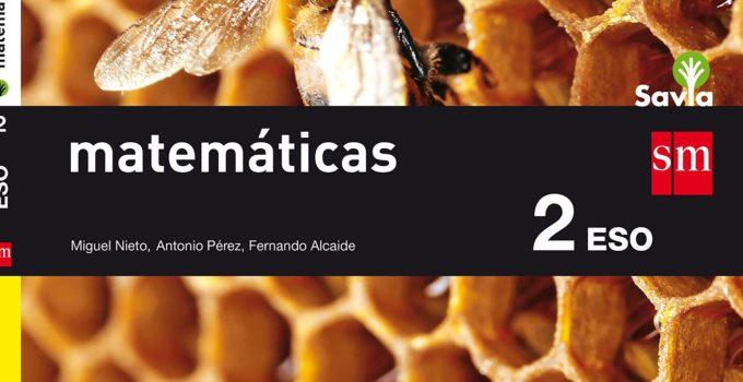 Matemáticas 2 ESO SM SAVIA Soluciones 2020 / 2021