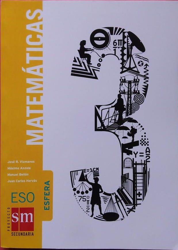 Matemáticas 3 ESO SM Esfera Soluciones 2020 / 2021