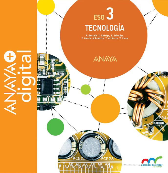 Tecnología 3 ESO Anaya Soluciones 2020 / 2021