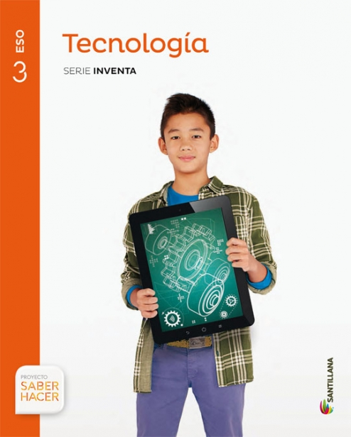 Tecnología 3 ESO Santillana Soluciones 2020 / 2021