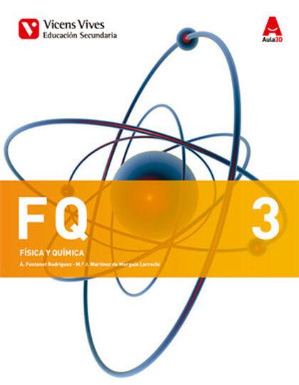 Física y Química 3 ESO Vicens Vives Soluciones 2020 / 2021