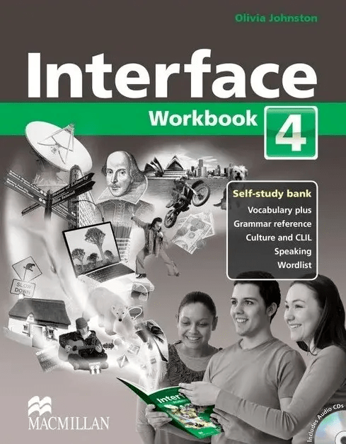 Inglés 4 ESO Macmillan Interface Soluciones 2020 / 2021