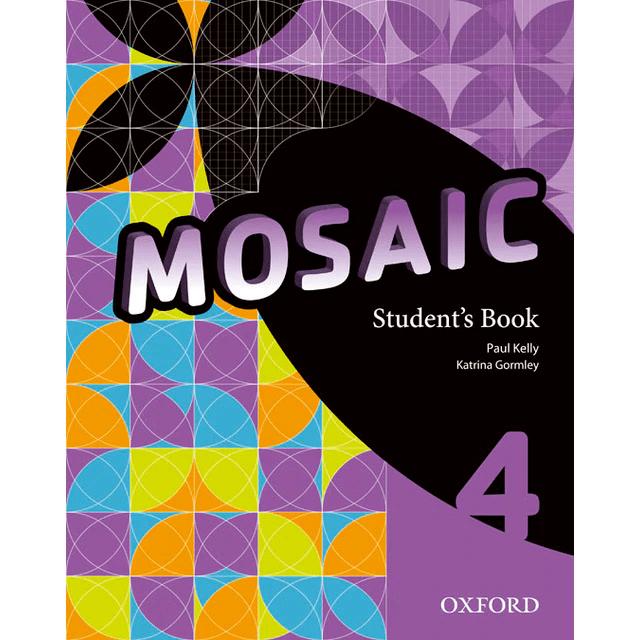 Inglés 4 ESO Oxford Mosaic Soluciones 2020 / 2021
